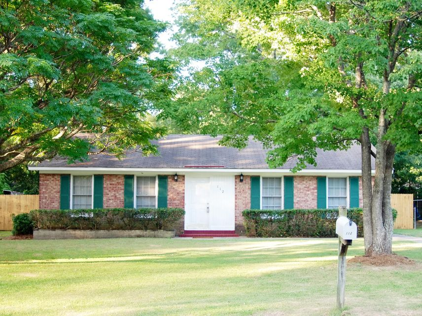 112  Shirley Drive Ladson, SC 29456
