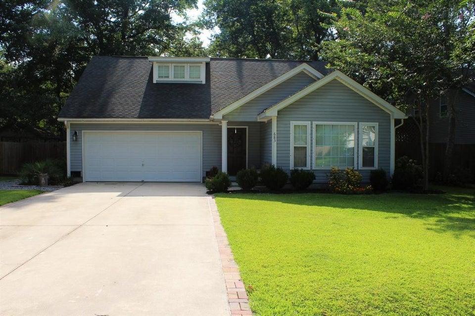 683  Bunkhouse Drive Charleston, SC 29414