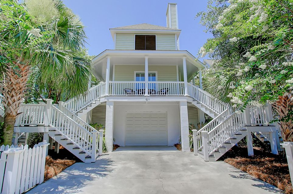 5  Grand Pavilion Drive Isle Of Palms, SC 29451