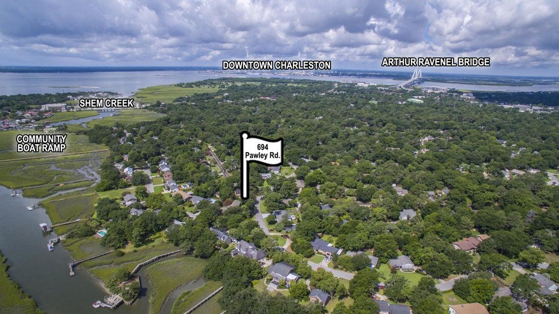 694  Pawley Road Mount Pleasant, SC 29464