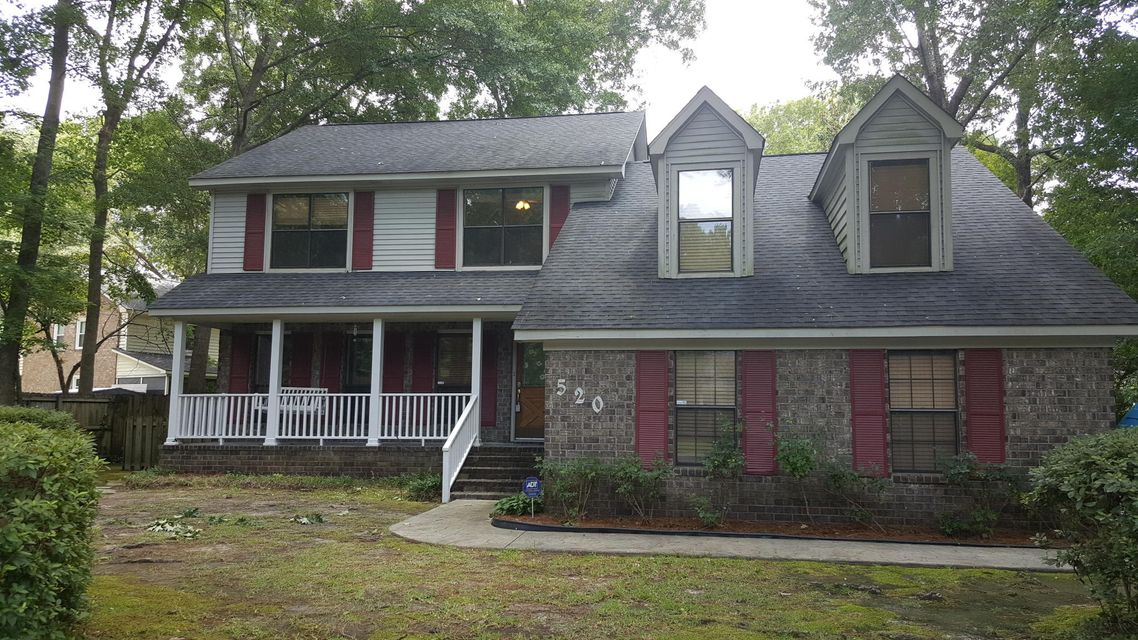 520  King Charles Circle Summerville, SC 29485
