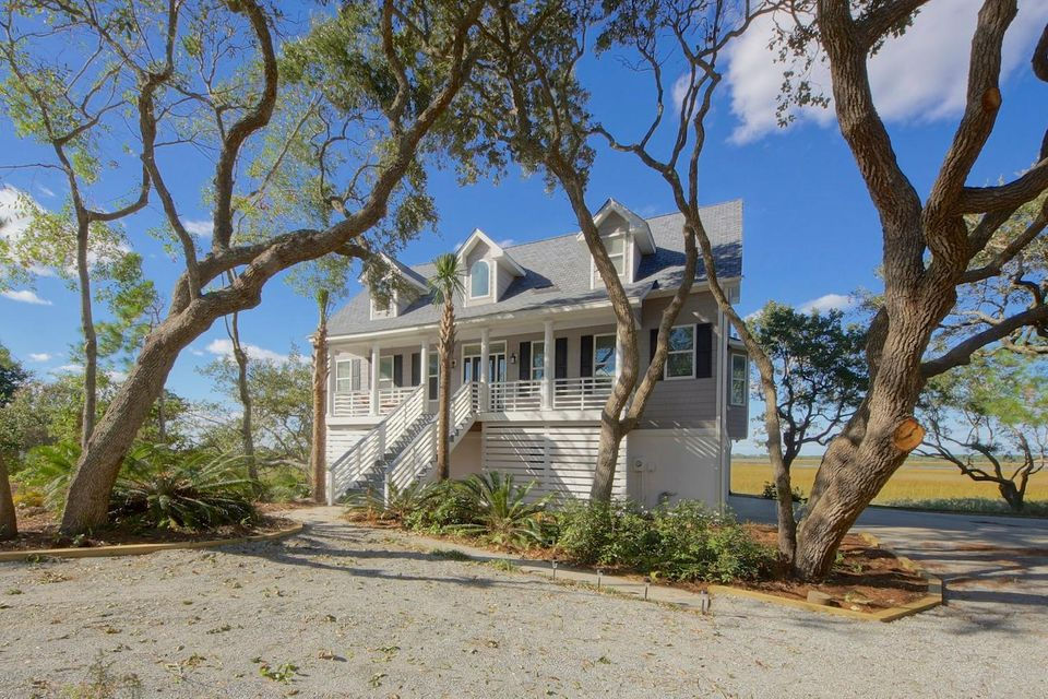 3  Weathers Lane Folly Beach, SC 29439