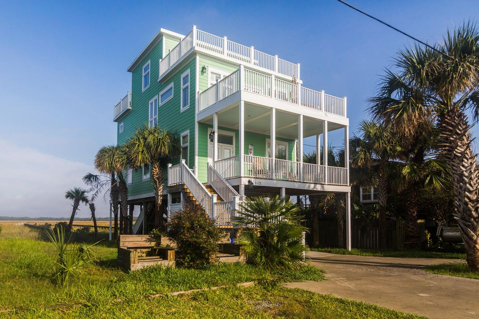 1572 E Ashley Avenue Folly Beach, SC 29439