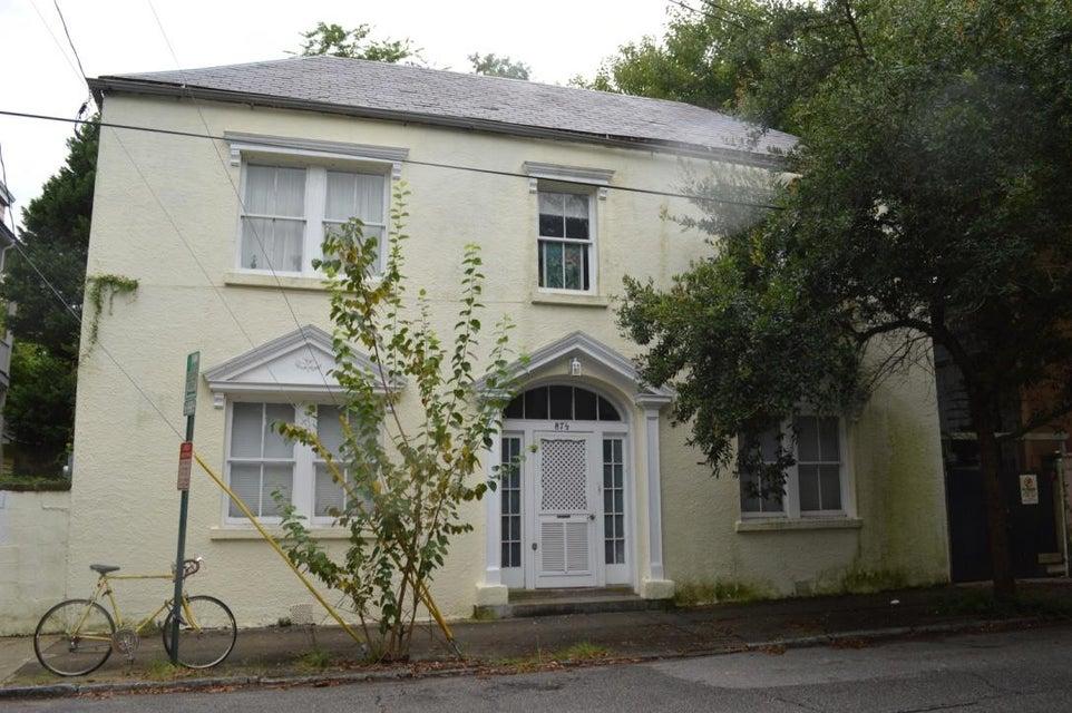 87 1/2  Warren Street Charleston, SC 29403