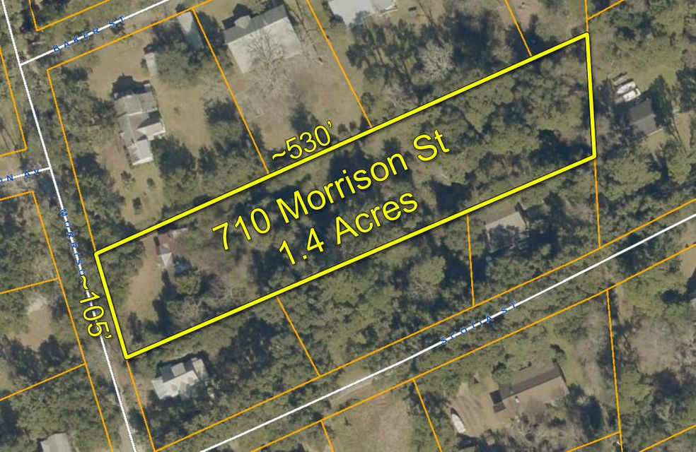 710  Morrison Street Mcclellanville, SC 29458