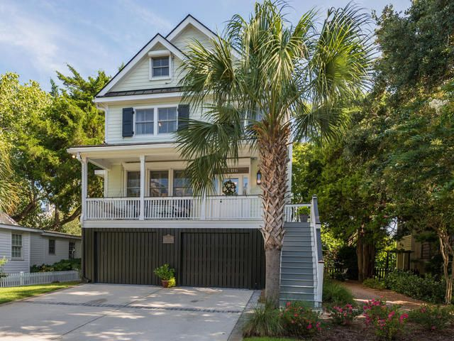 1406  Thompson Avenue Sullivans Island, SC 29482