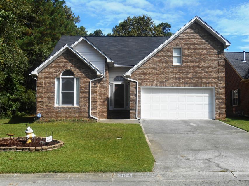 206  Olympic Club Drive Summerville, SC 29483