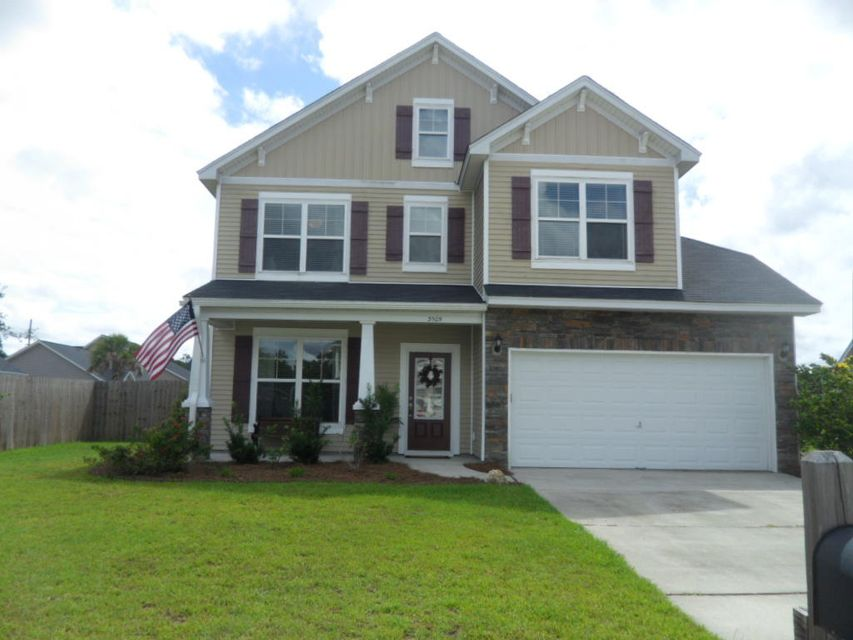 3509  Waterfall Place Johns Island, SC 29455
