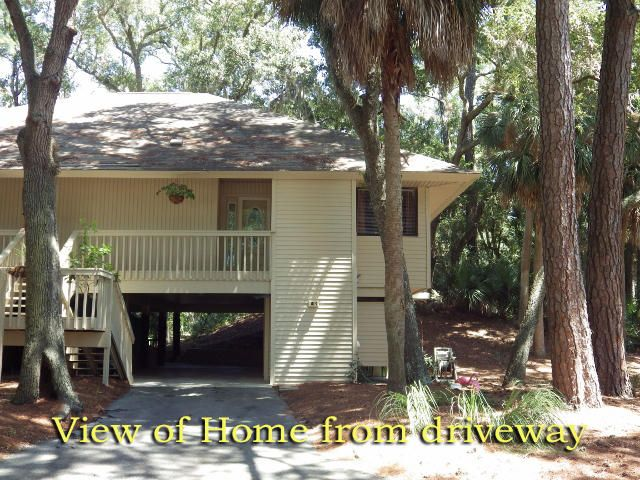 819  Club Cottage Road Edisto Beach, SC 29438