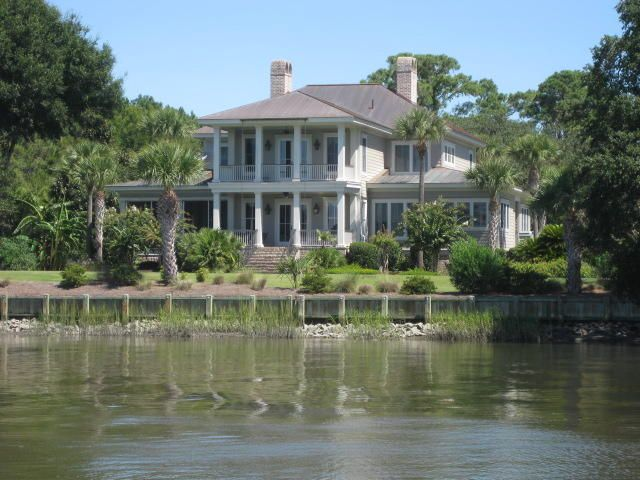 9170  Lottie Pope Road, Edisto Island, SC - USA (photo 1)