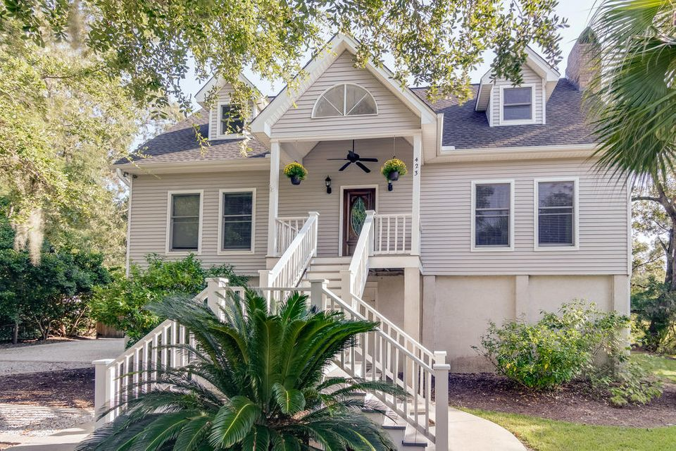 423  Ansley Court Mount Pleasant, SC 29464