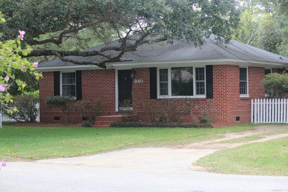 840  Centerwood Drive Charleston, SC 29412