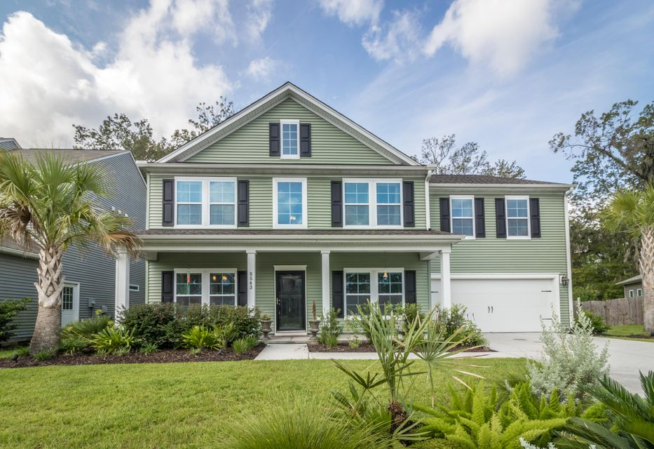 8543  Marsh Overlook North Charleston, SC 29420