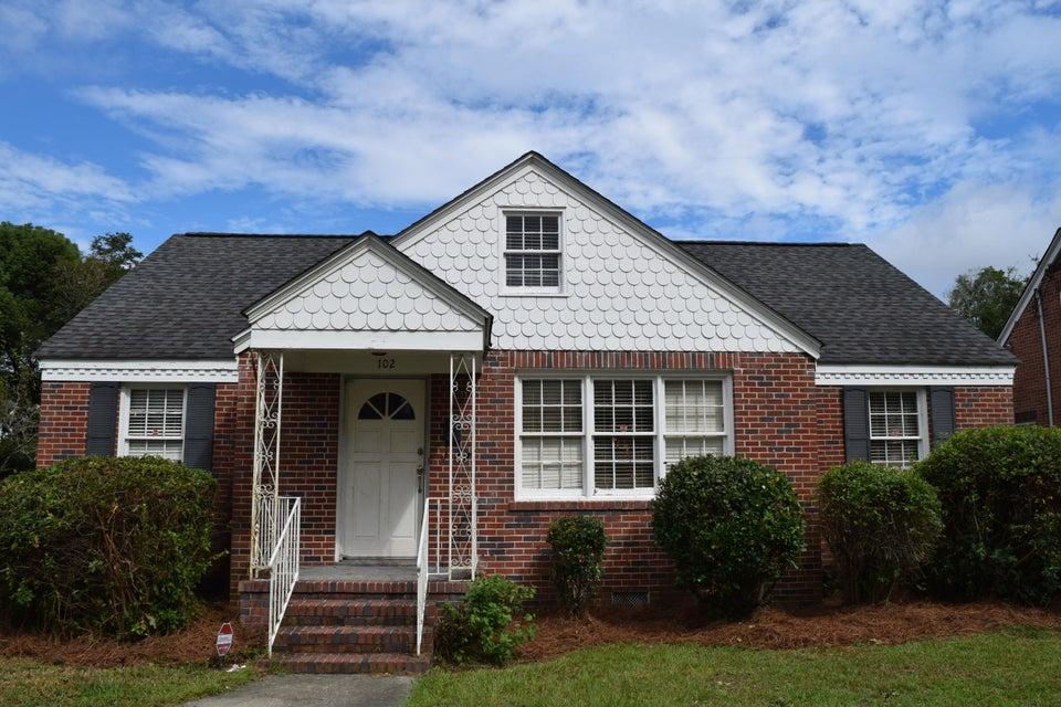102  Gordon Street Charleston, SC 29403