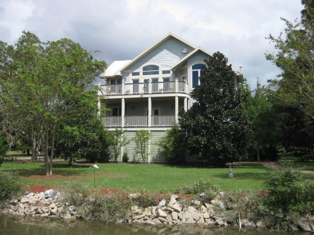 8515  St. Pierre Creek Drive, Edisto Island, SC - USA (photo 1)