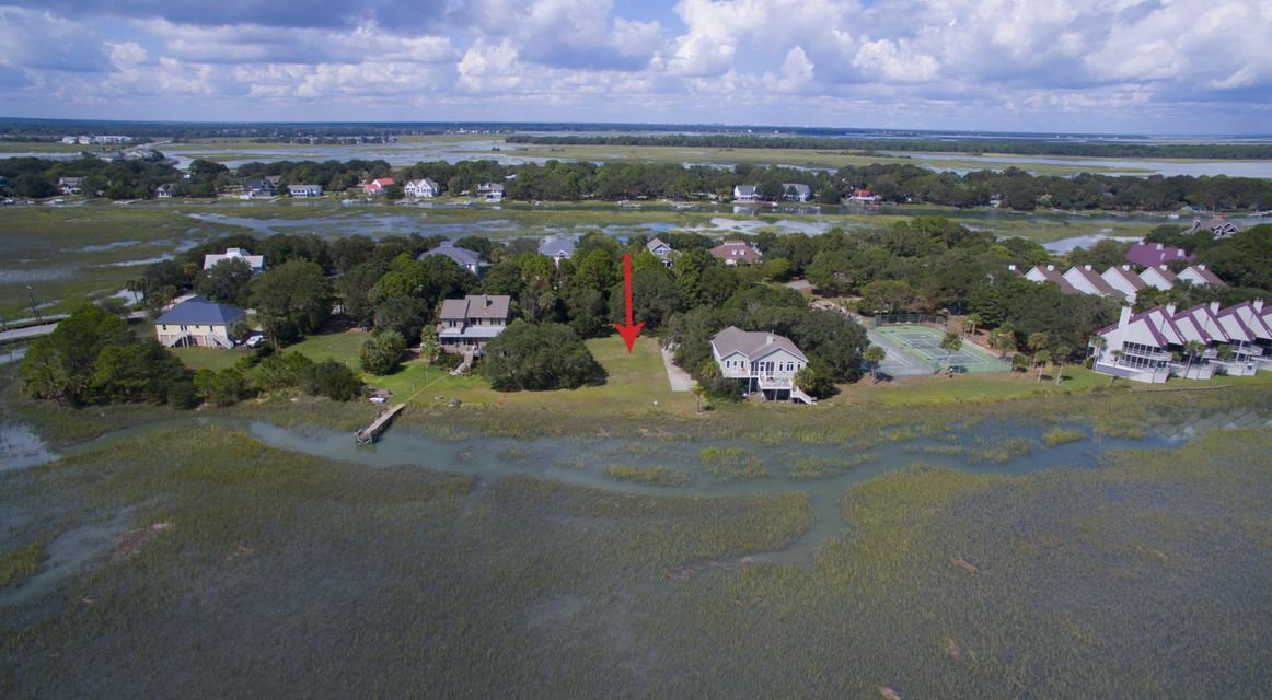 Lot 31  Little Oak Island Drive Folly Beach, SC 29439