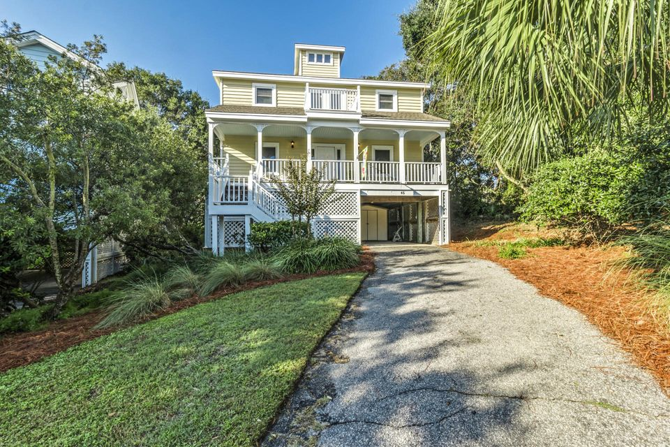 45  Pelican Reach Isle Of Palms, SC 29451