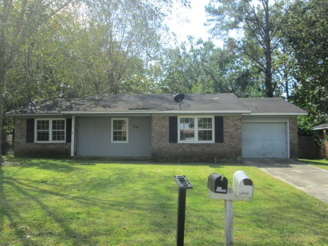 210  Judith Drive Summerville, SC 29485