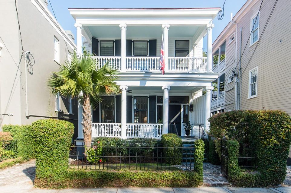 South of Broad Homes For Sale - 140 Tradd, Charleston, SC - 0