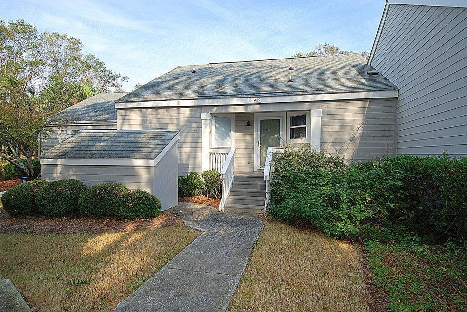 469  Double Eagle Trace Seabrook Island, SC 29455