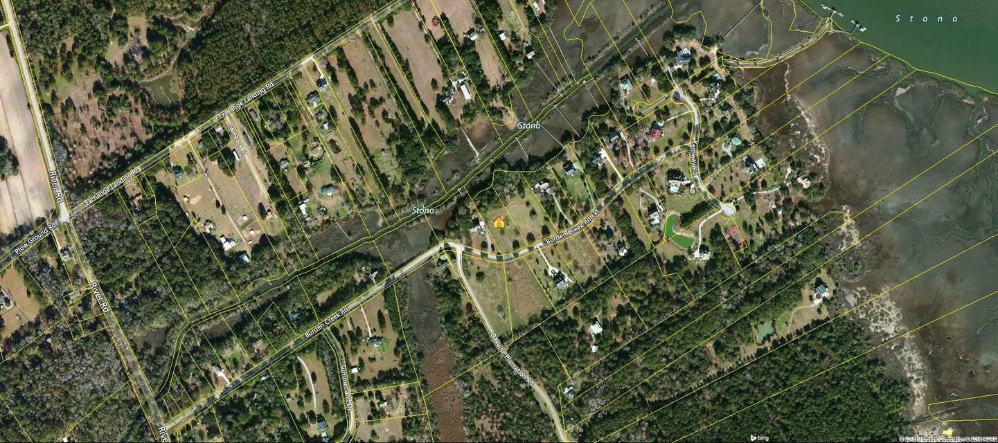 Lot 2  Burden Creek Rd Ext Johns Island, SC 29455