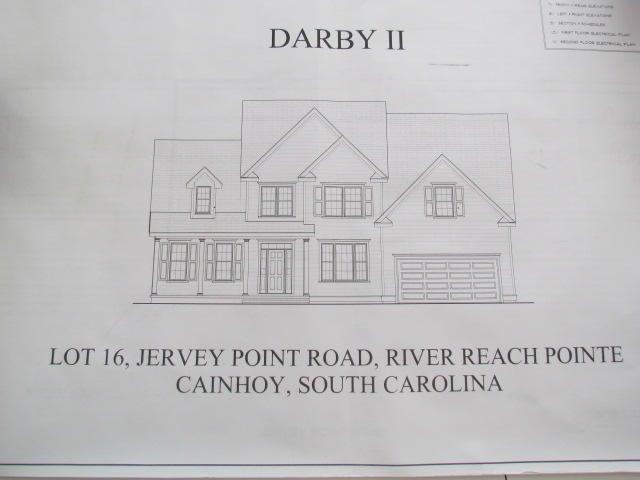 1004  Jervey Point Road Charleston, SC 29492