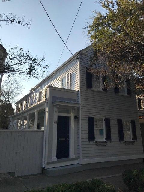 41  Elizabeth Street Charleston, SC 29403
