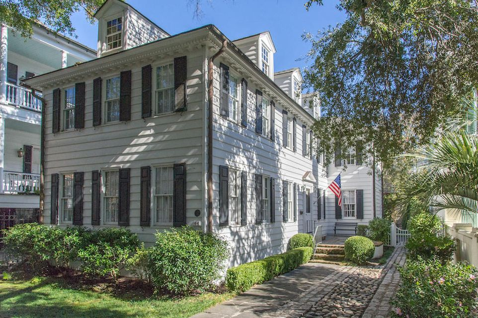 Single Family Home for Sale at 64 Church Street Charleston, South Carolina,29401 United States