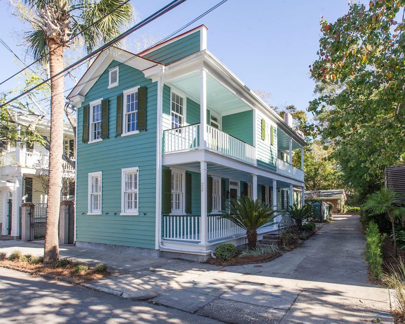 Single Family Home for Sale at 22 Gadsden Street Charleston, South Carolina,29401 United States