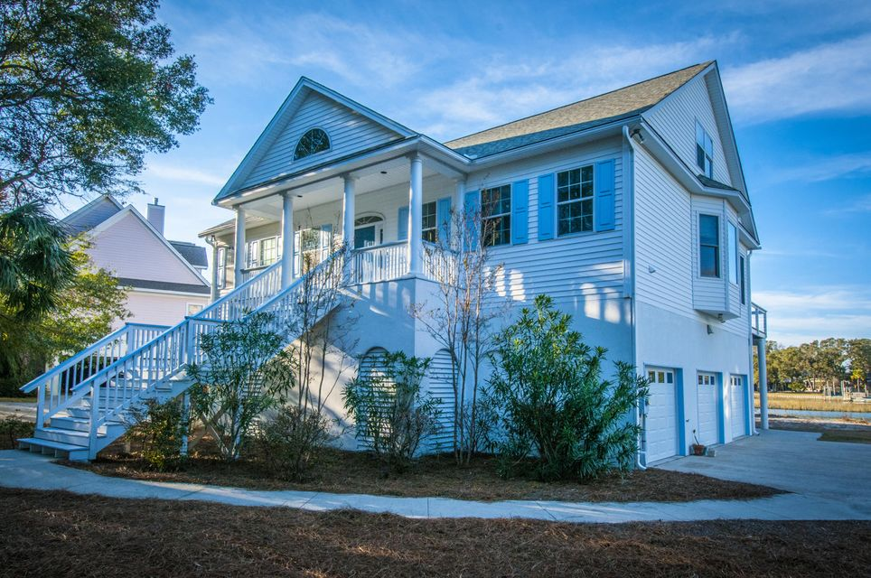 276  Little Oak Drive Folly Beach, SC 29439