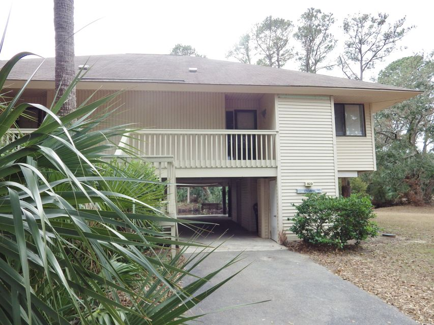 820  Club Cottage Rd Edisto Beach, SC 29438