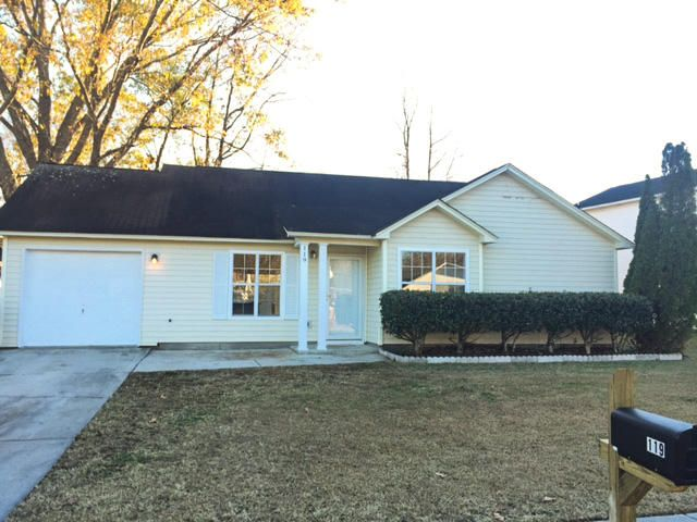 119  Two Hitch Road Goose Creek, SC 29445