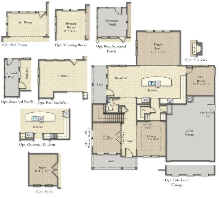 Cane Bay Plantation Homes For Sale - 1 Koban Dori, Summerville, SC - 18