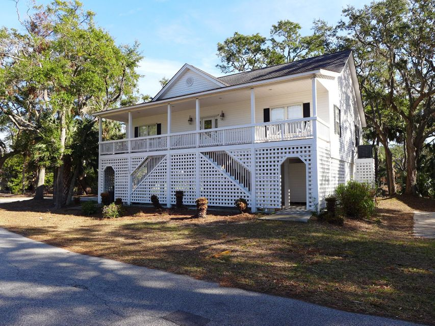 750  Fairway Drive Edisto Beach, SC 29438