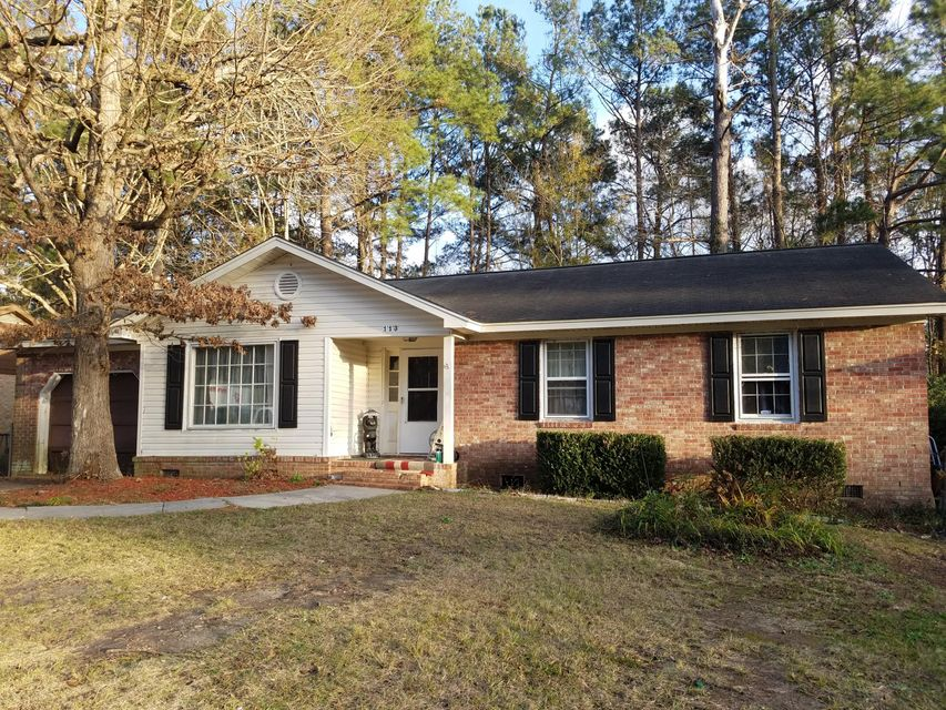 113  Beverly Drive Ladson, SC 29456