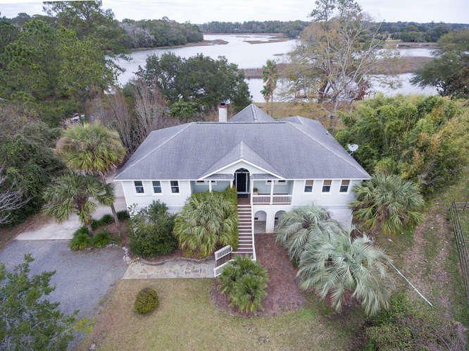 1786  Tacky Point Road Wadmalaw Island, SC 29487