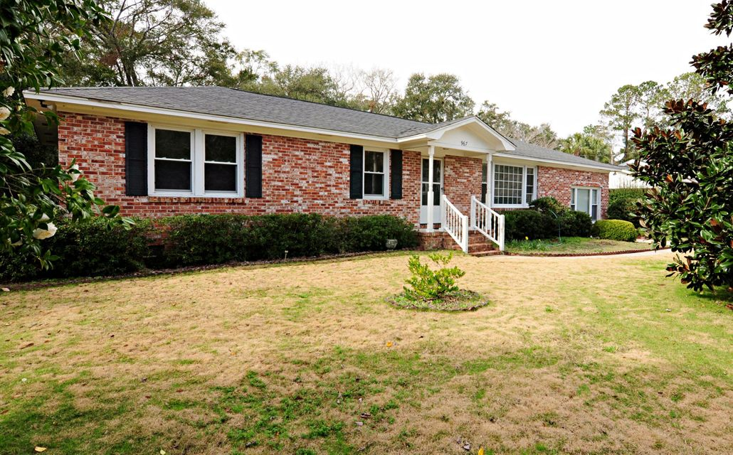 967  Mikell Drive Charleston, SC 29412