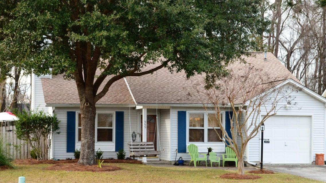355  Muirfield Parkway Charleston, SC 29414