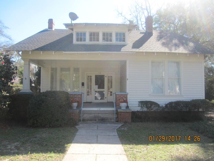 112  Bellinger Street Walterboro, SC 29488