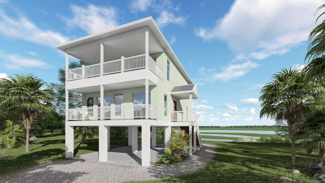 14 W Mariners Cay Drive Folly Beach, SC 29439
