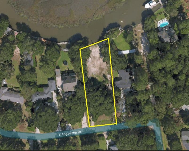 Edgewater Park Lots For Sale - 1310 Edgewater, Charleston, SC - 0