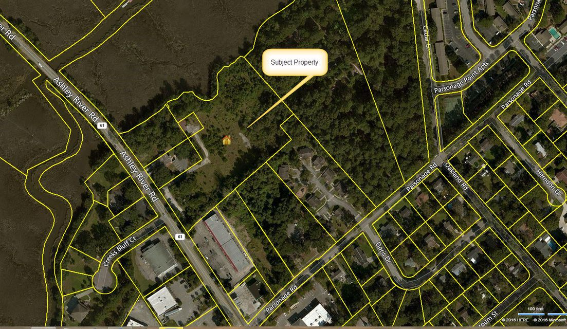 Pierpont Lots For Sale - Tract A Ashley River, Charleston, SC - 0