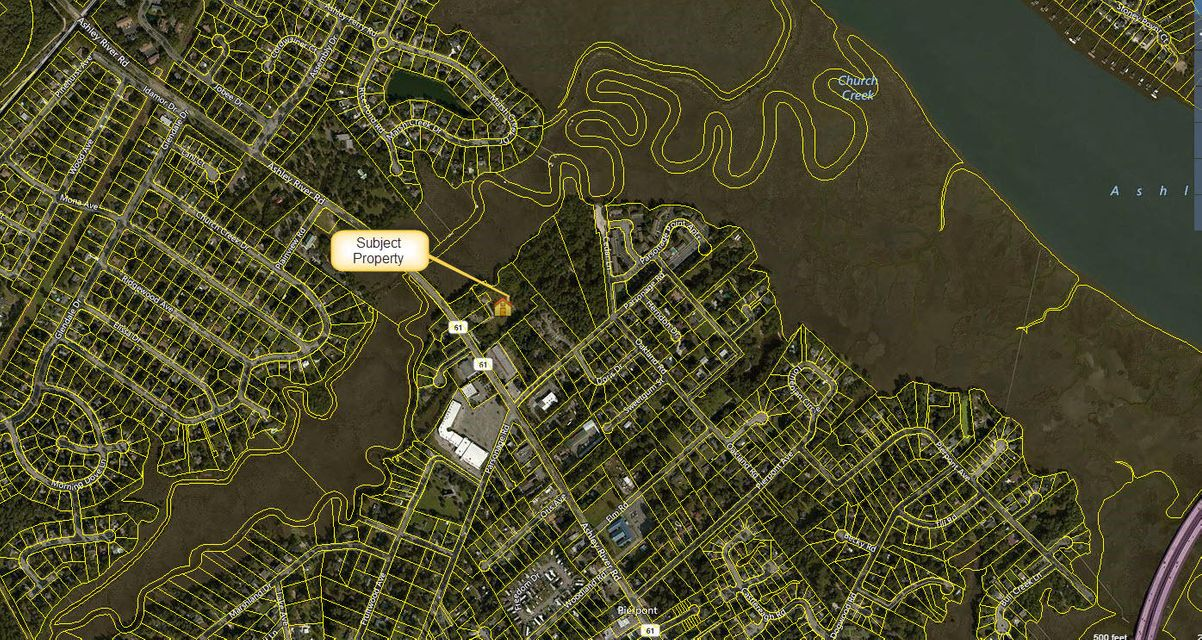 Pierpont Lots For Sale - Tract A Ashley River, Charleston, SC - 1