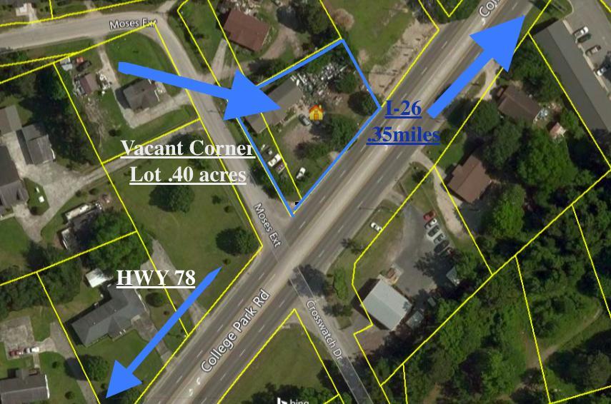 159  College Park Road Ladson, SC 29456