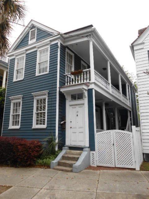 10  Elizabeth Street Charleston, SC 29403