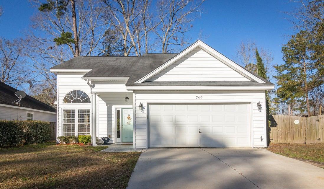 749  Bunkhouse Drive Charleston, SC 29414