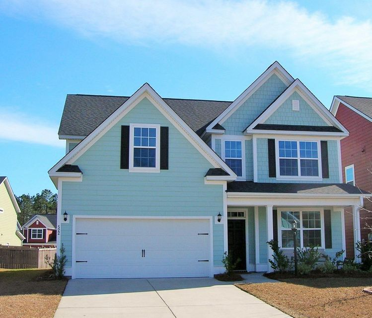 522  Nelliefield Trail Wando, SC 29492