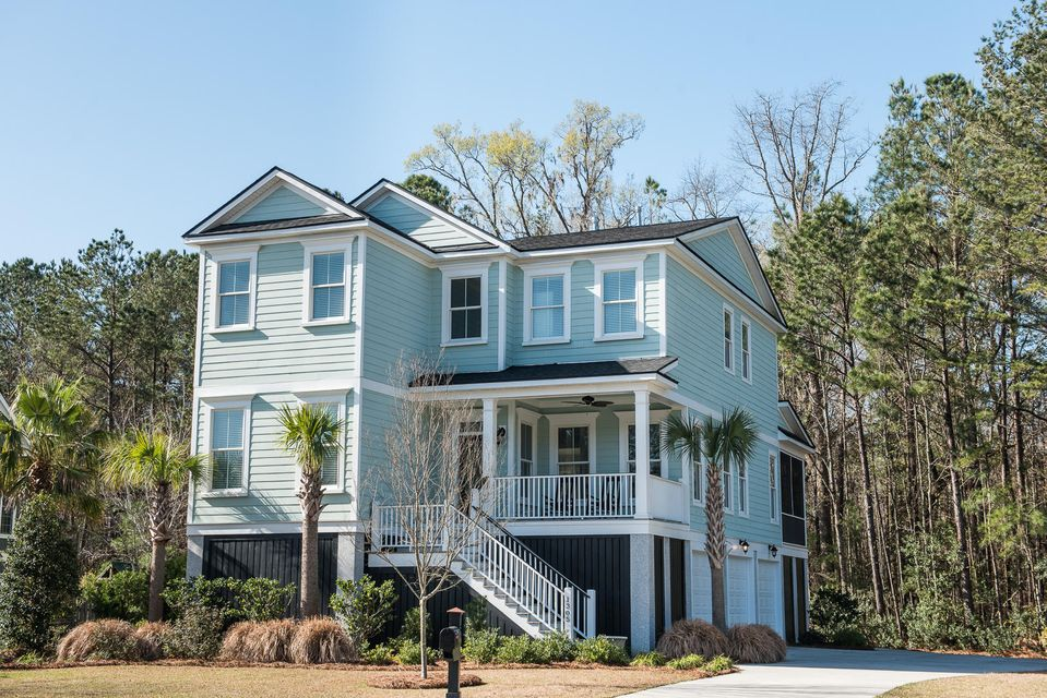 Beresford Creek Landing Homes For Sale - 1305 Boat Dock, Charleston, SC - 0