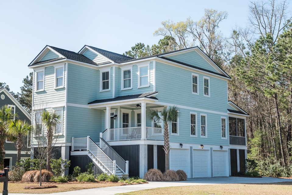 Beresford Creek Landing Homes For Sale - 1305 Boat Dock, Charleston, SC - 1
