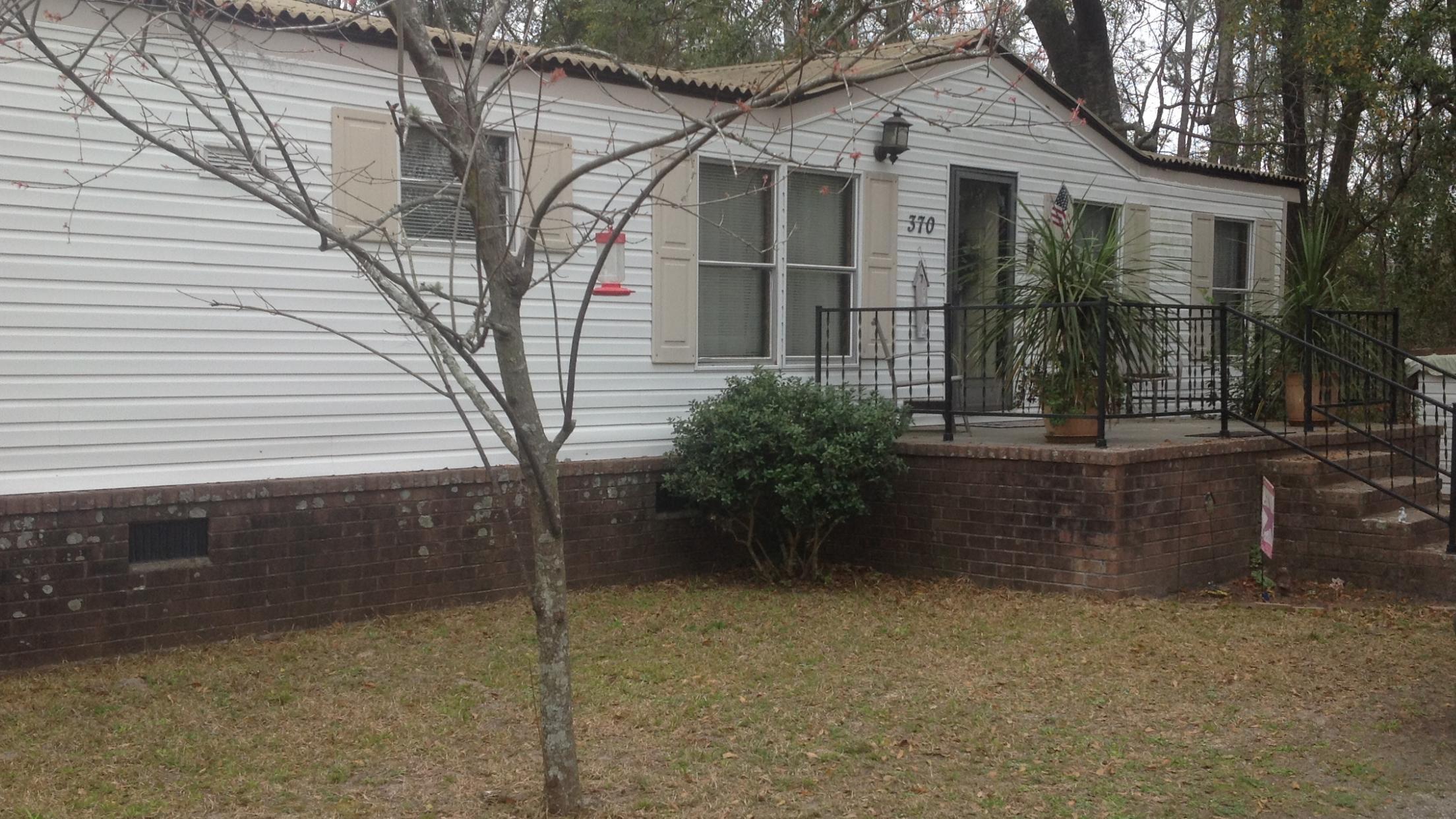 370  Sinkler Avenue Eutawville, SC 29048